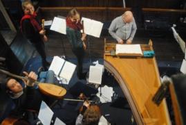 Rehearsing Brandenburg 4